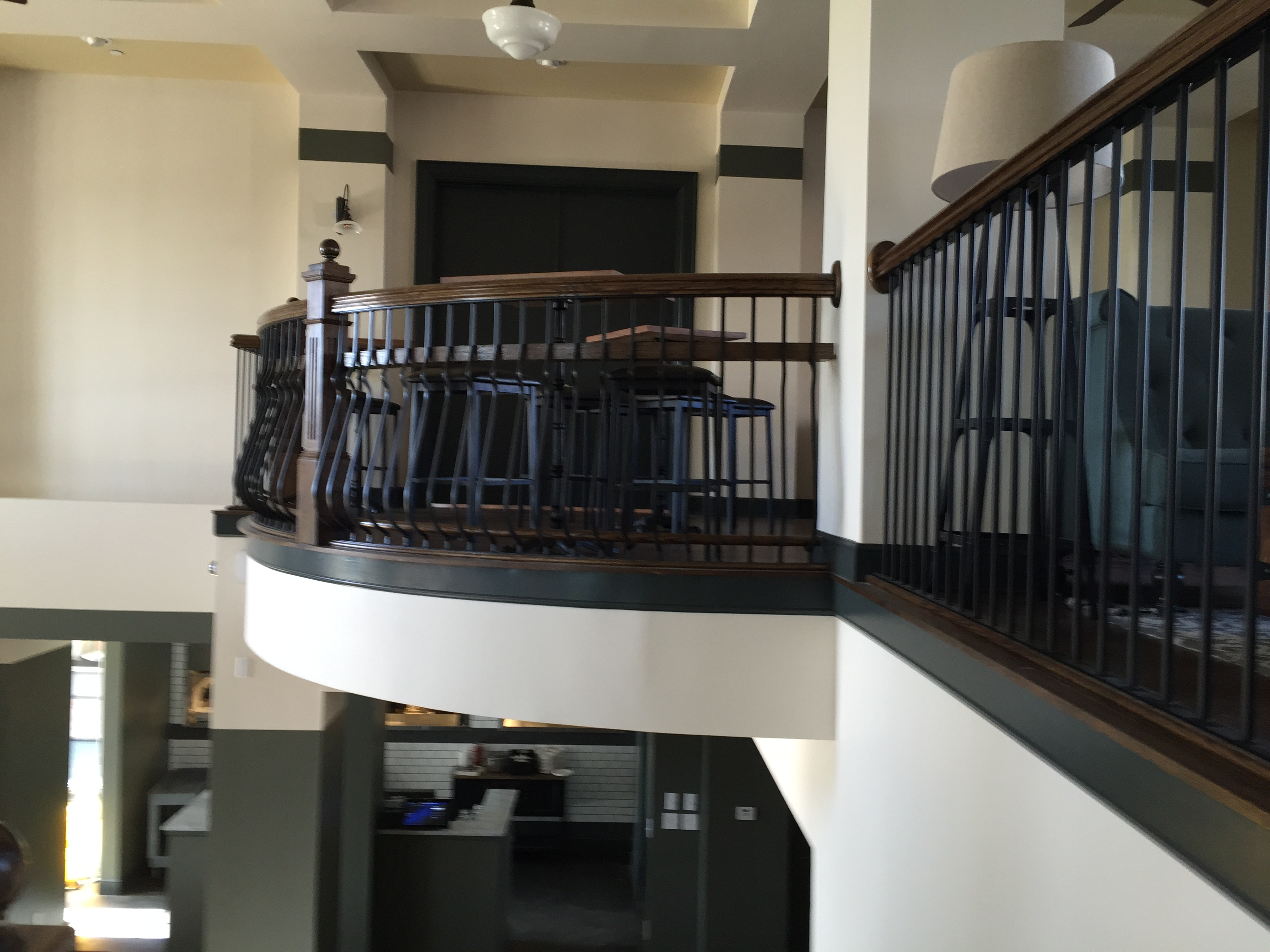 Commercial And Residential Railing Systems Louisville Ky Heck S Metal Works