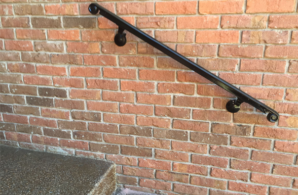 Metal Handrails In Louisville Ky And Southern Indiana